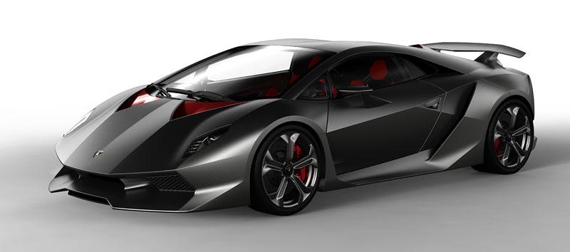 Paříž 2010: Lamborghini Sesto Elemento: - fotka 5