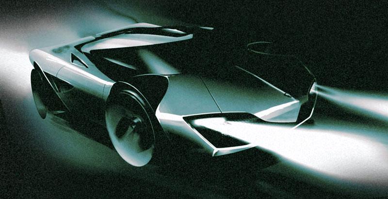 Lamborghini Minotauro: studie supersportu pro rok 2020: - fotka 21