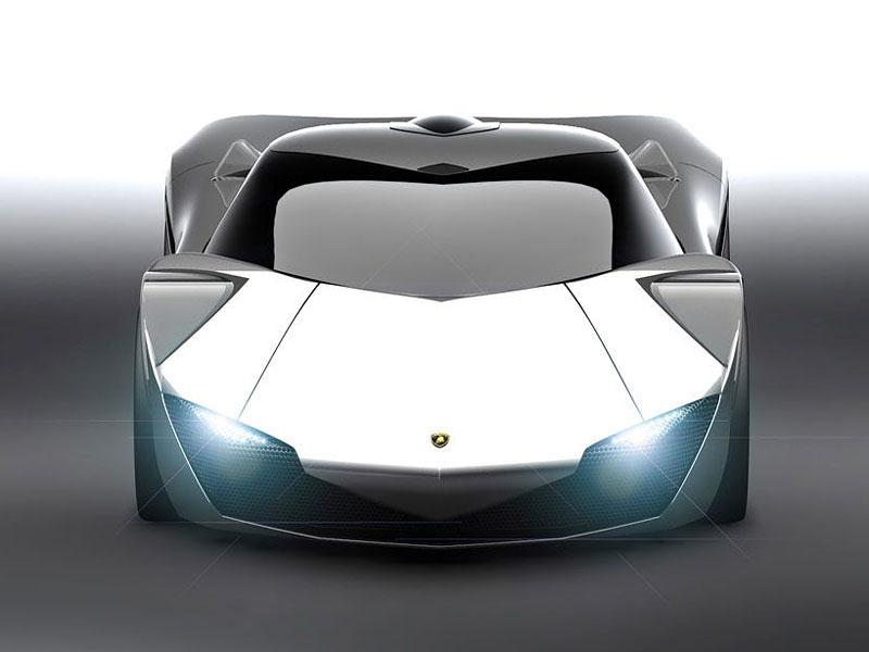 Lamborghini Minotauro: studie supersportu pro rok 2020: - fotka 24