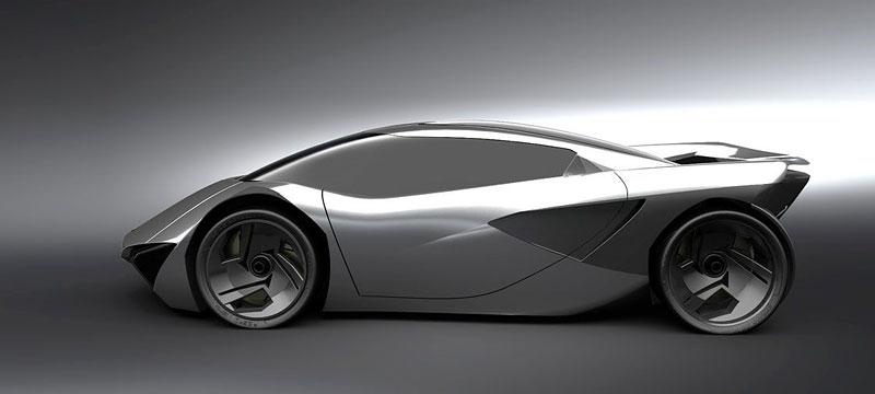 Lamborghini Minotauro: studie supersportu pro rok 2020: - fotka 25