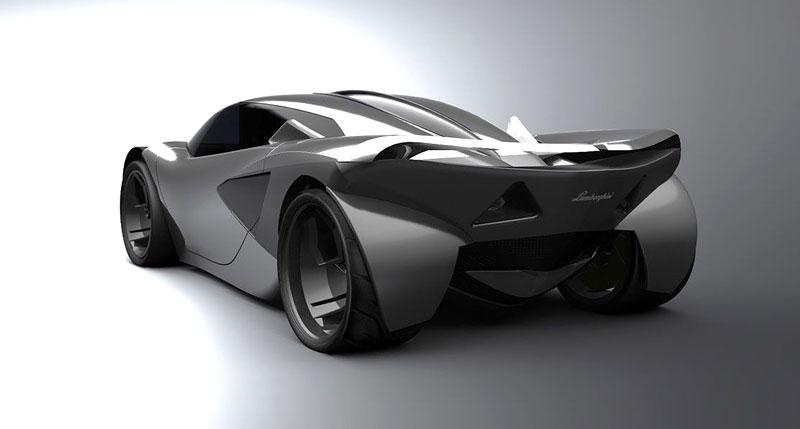 Lamborghini Minotauro: studie supersportu pro rok 2020: - fotka 28