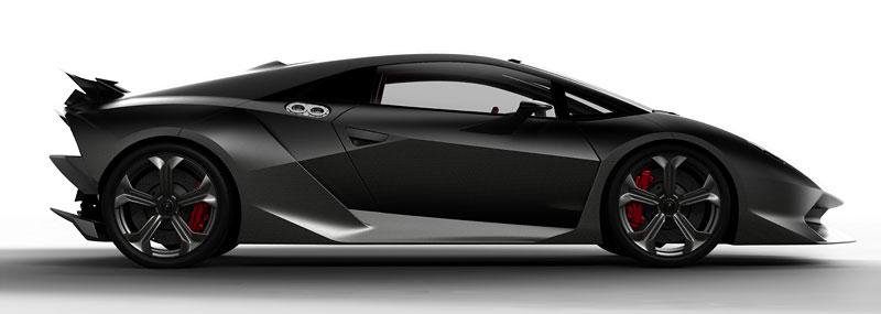 Paříž 2010: Lamborghini Sesto Elemento: - fotka 6