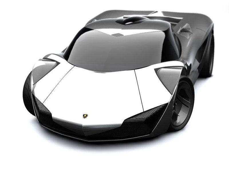 Lamborghini Minotauro: studie supersportu pro rok 2020: - fotka 29