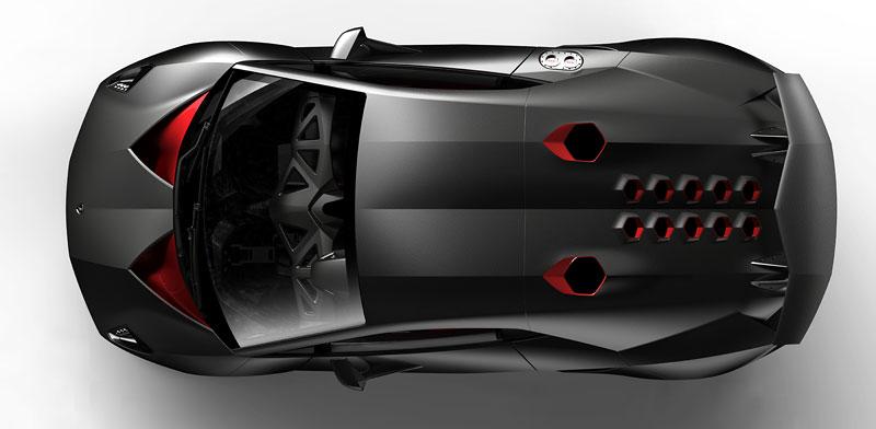 Paříž 2010: Lamborghini Sesto Elemento: - fotka 7