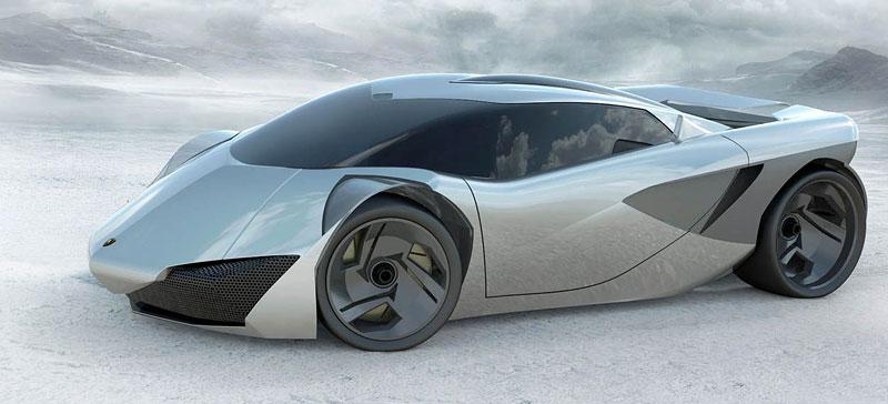 Lamborghini Minotauro: studie supersportu pro rok 2020: - fotka 30