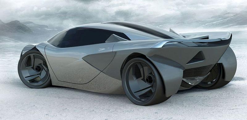 Lamborghini Minotauro: studie supersportu pro rok 2020: - fotka 31