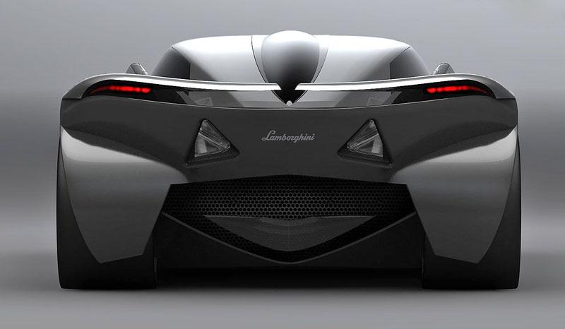 Lamborghini Minotauro: studie supersportu pro rok 2020: - fotka 33