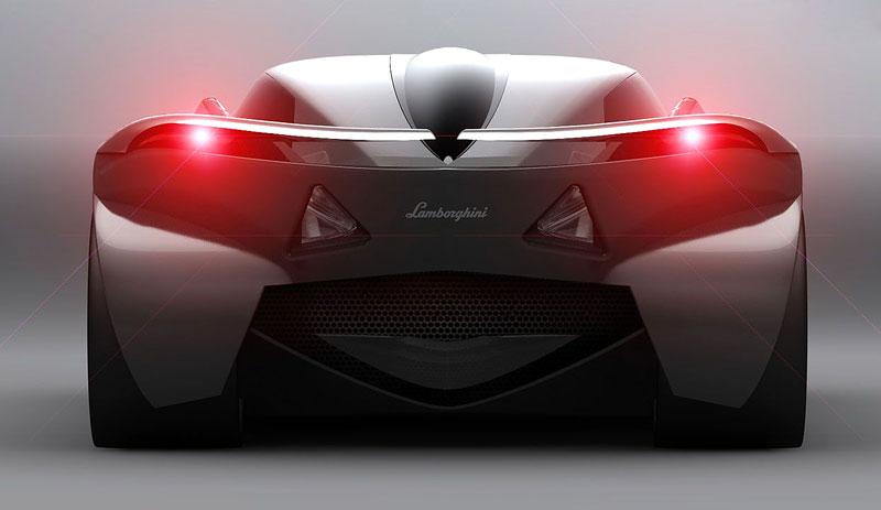 Lamborghini Minotauro: studie supersportu pro rok 2020: - fotka 34