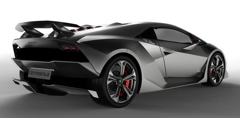 Paříž 2010: Lamborghini Sesto Elemento: - fotka 8