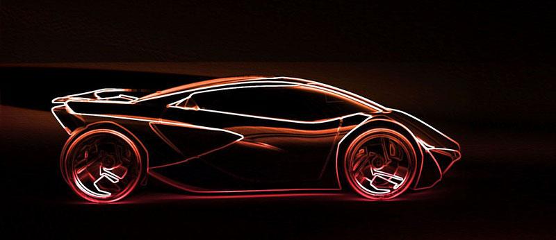 Lamborghini Minotauro: studie supersportu pro rok 2020: - fotka 38
