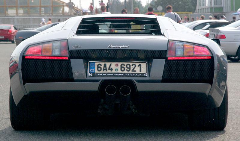 Klub sportovních aut pokřtil asfalt Automotodromu Brno: - fotka 54