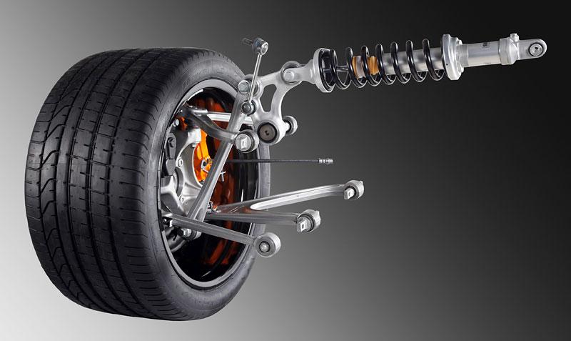 Lamborghini: lehoučký monokok Aventadoru představen: - fotka 11