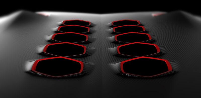 Paříž 2010: Lamborghini Sesto Elemento: - fotka 10