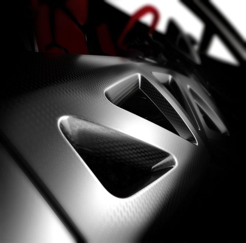 Paříž 2010: Lamborghini Sesto Elemento: - fotka 12