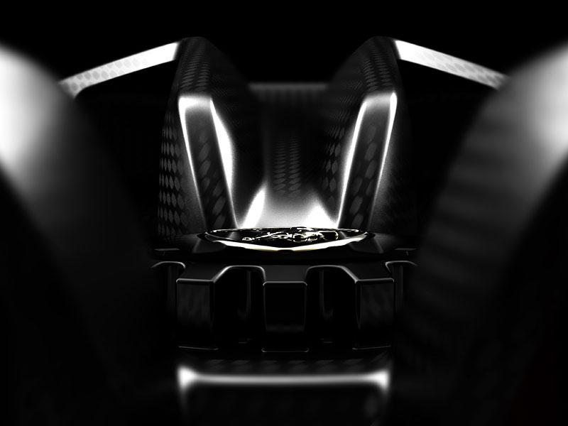 Paříž 2010: Lamborghini Sesto Elemento: - fotka 14