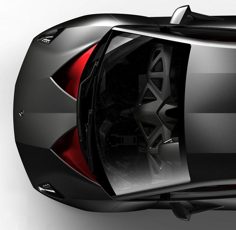 Paříž 2010: Lamborghini Sesto Elemento: - fotka 21