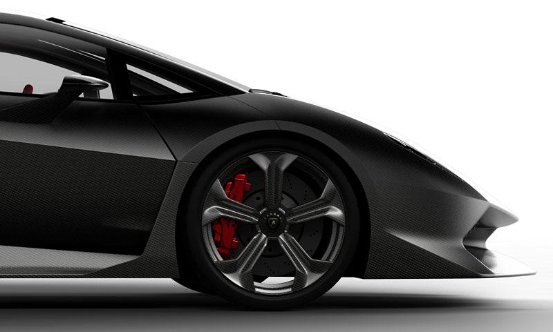 Paříž 2010: Lamborghini Sesto Elemento: - fotka 22