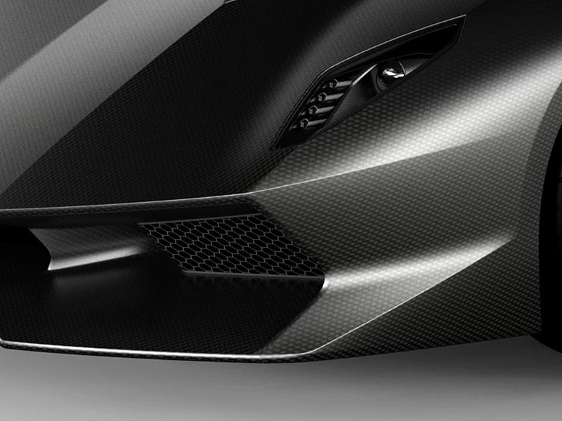 Paříž 2010: Lamborghini Sesto Elemento: - fotka 25