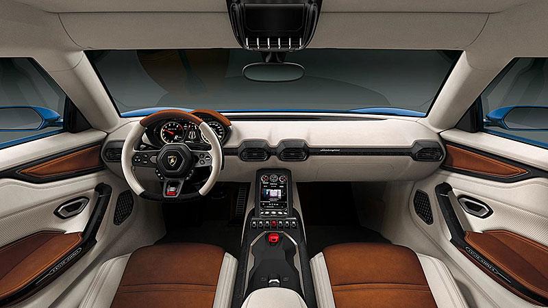 Lamborghini Asterion: Pokud se bude vyrábět, mohlo by stát 12 milionů Kč: - fotka 1