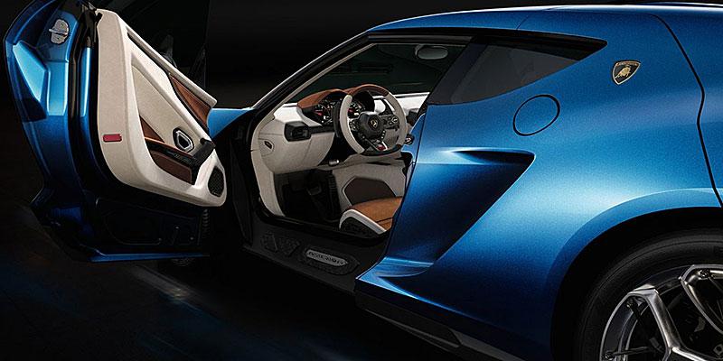 Lamborghini Asterion: Pokud se bude vyrábět, mohlo by stát 12 milionů Kč: - fotka 2