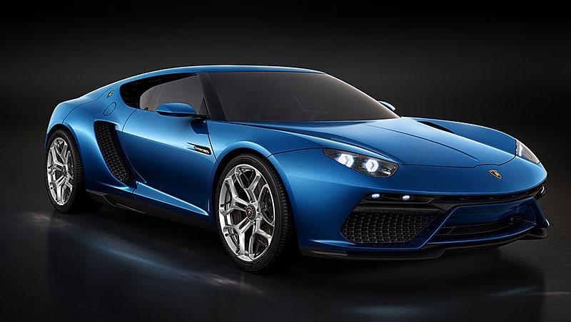 Lamborghini Asterion: Pokud se bude vyrábět, mohlo by stát 12 milionů Kč: - fotka 3