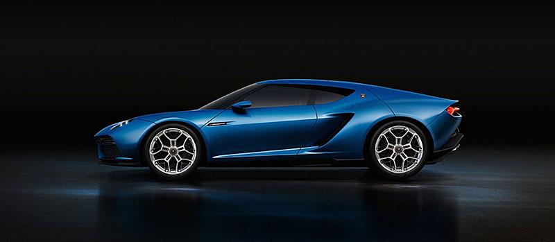 Lamborghini Asterion: Pokud se bude vyrábět, mohlo by stát 12 milionů Kč: - fotka 5