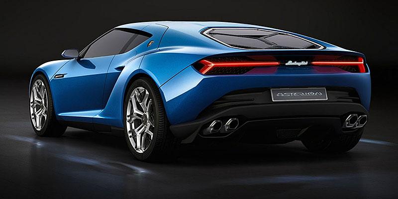 Lamborghini Asterion: Pokud se bude vyrábět, mohlo by stát 12 milionů Kč: - fotka 6