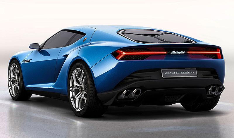 Lamborghini Asterion: Pokud se bude vyrábět, mohlo by stát 12 milionů Kč: - fotka 7