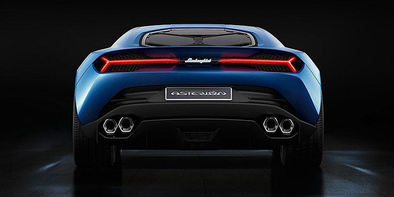 Lamborghini Asterion: Pokud se bude vyrábět, mohlo by stát 12 milionů Kč: - fotka 8