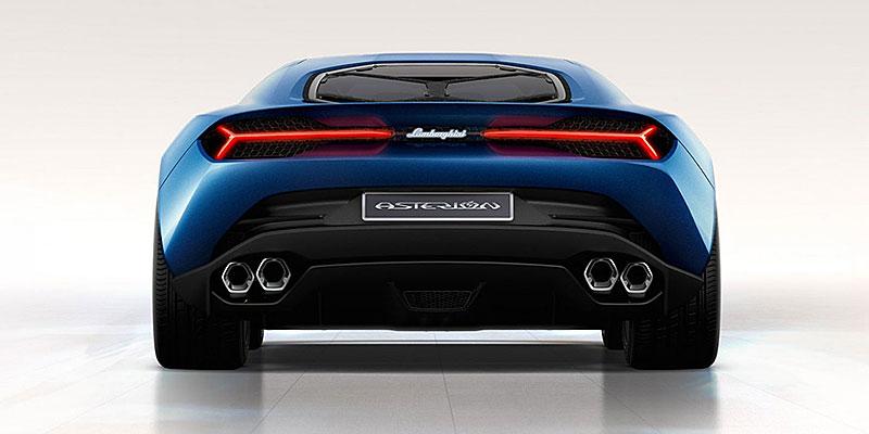 Lamborghini Asterion: Pokud se bude vyrábět, mohlo by stát 12 milionů Kč: - fotka 9
