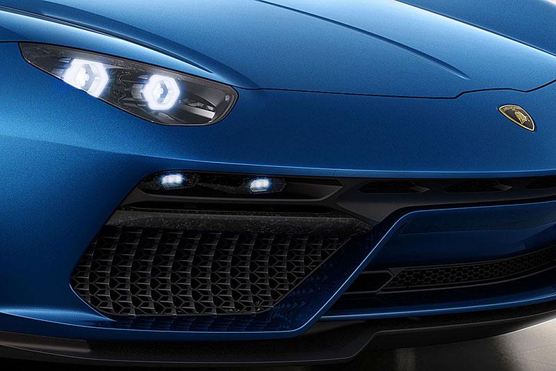Lamborghini Asterion: Pokud se bude vyrábět, mohlo by stát 12 milionů Kč: - fotka 10