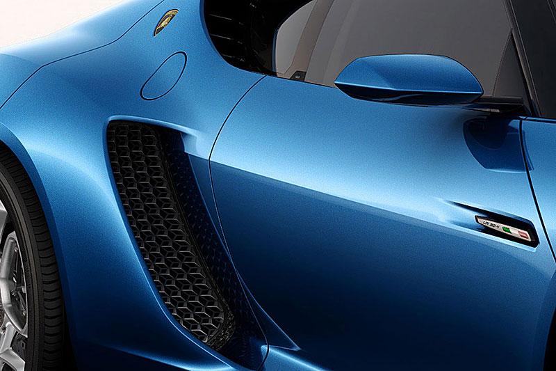 Lamborghini Asterion: Pokud se bude vyrábět, mohlo by stát 12 milionů Kč: - fotka 11