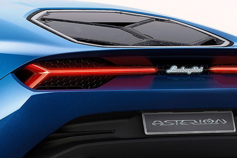 Lamborghini Asterion: Pokud se bude vyrábět, mohlo by stát 12 milionů Kč: - fotka 12