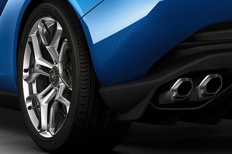 Lamborghini Asterion: Pokud se bude vyrábět, mohlo by stát 12 milionů Kč: - fotka 13