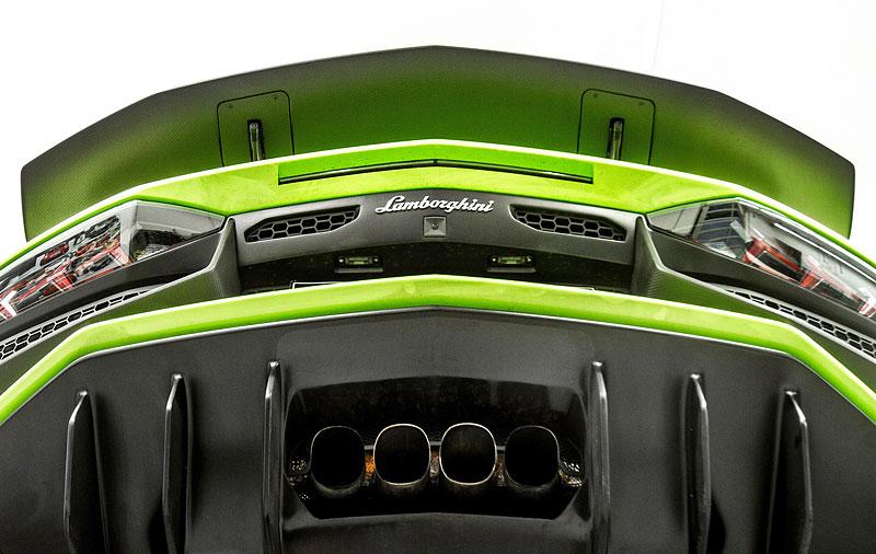 Lamborghini Aventador LP 750-4 SV na návštěvě u mcchip-dkr: - fotka 10