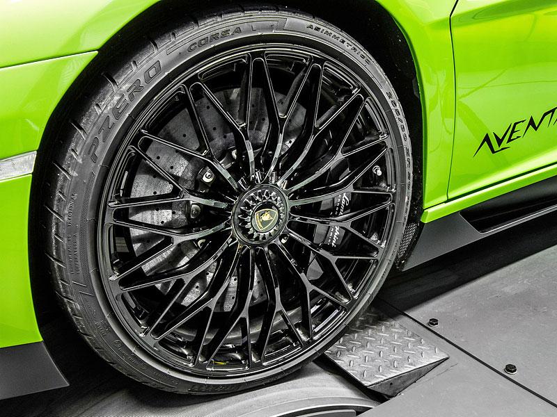 Lamborghini Aventador LP 750-4 SV na návštěvě u mcchip-dkr: - fotka 16