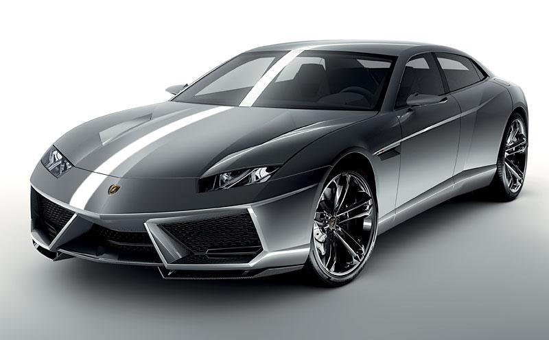 Paříž 2008: Lamborghini Estoque - oficiální foto, info a video: - fotka 1