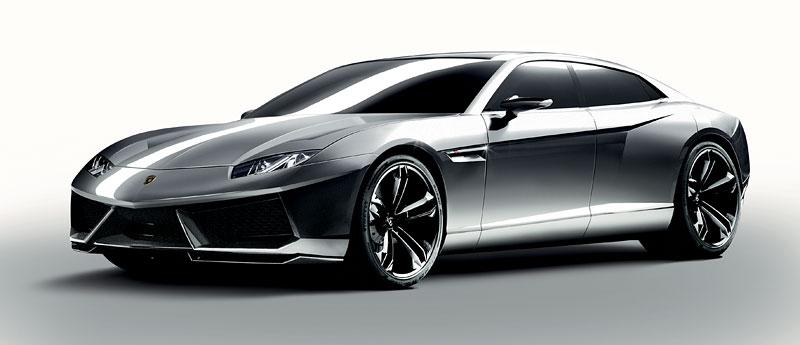Lamborghini Estoque opět na pořadu dne?: - fotka 10
