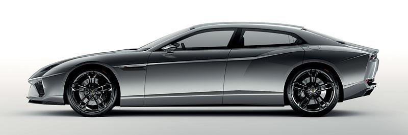 Paříž 2008: Lamborghini Estoque - oficiální foto, info a video: - fotka 3