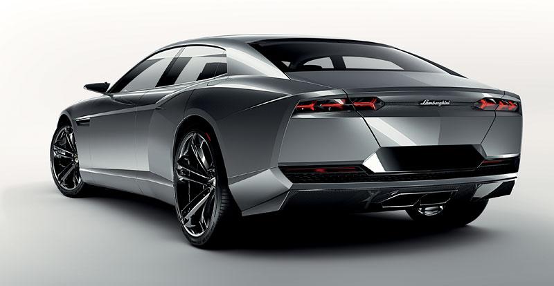 Lamborghini Estoque opět na pořadu dne?: - fotka 12