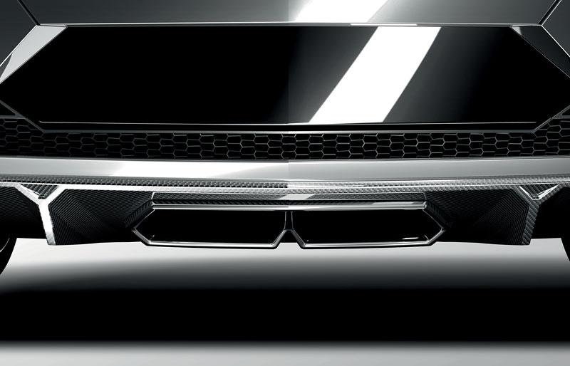 Lamborghini Estoque & Audi A9: první liga koncernu VW: - fotka 13