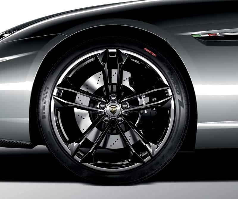 Paříž 2008: Lamborghini Estoque - oficiální foto, info a video: - fotka 6