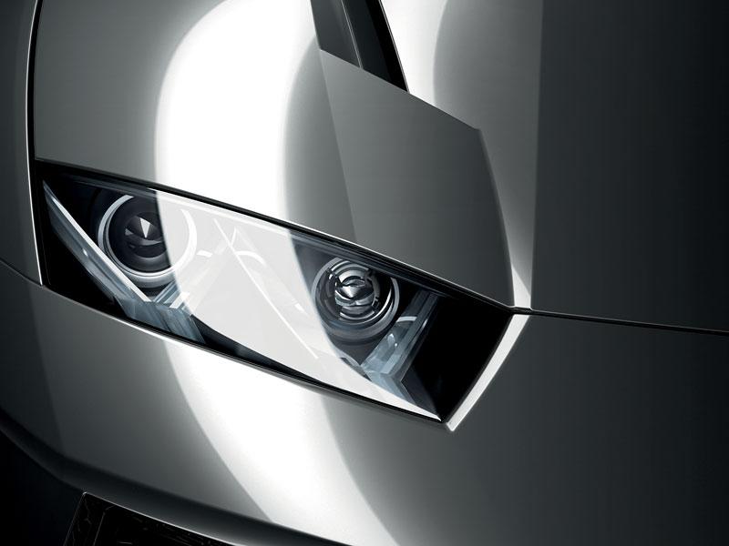 Paříž 2008: Lamborghini Estoque - oficiální foto, info a video: - fotka 8