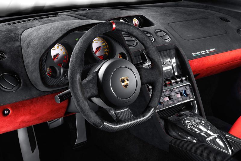 Lamborghini Gallardo LP-570-4 Squadra Corse: Super Trofeo pro silnice: - fotka 1