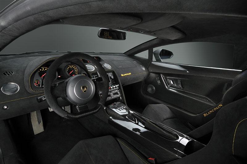 Lamborghini Gallardo LP 570-4 Blancpain Edition: limitka na počest závoďáků: - fotka 2