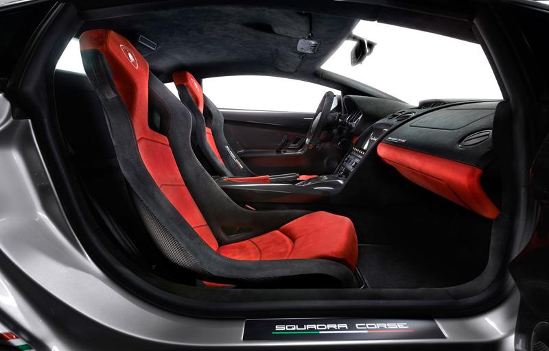 Lamborghini Gallardo LP-570-4 Squadra Corse: Super Trofeo pro silnice: - fotka 2