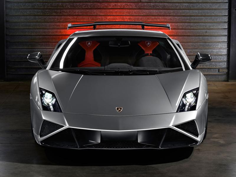 Lamborghini Gallardo LP-570-4 Squadra Corse: Super Trofeo pro silnice: - fotka 3