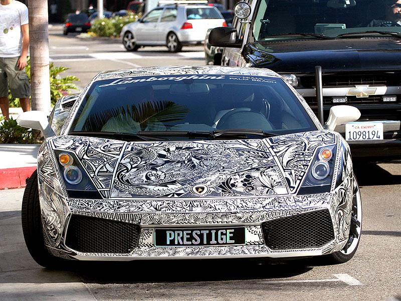 Lamborghini Gallardo s kérkou: - fotka 2
