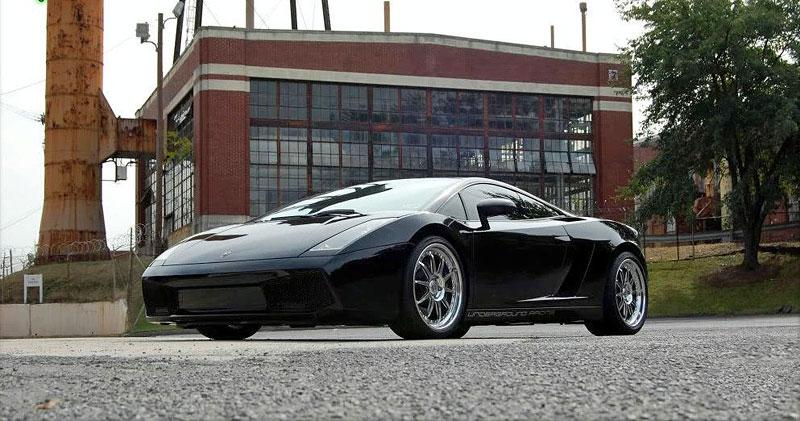 Lamborghini Gallardo Twin Turbo: 1500 koní od Underground Racing: - fotka 1