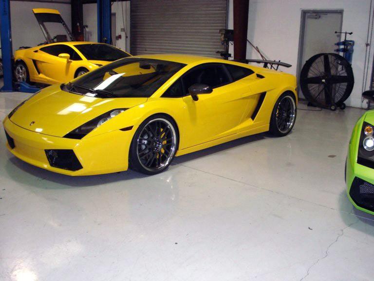 Lamborghini Gallardo od Heffner Performance: - fotka 2